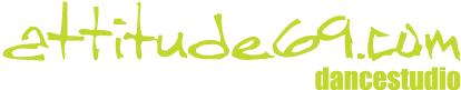 Logo: Attitude 69 Dancestudio