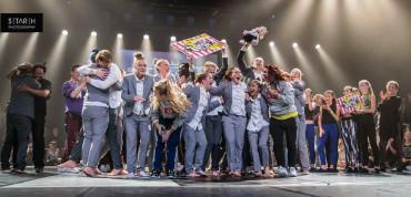 Sveriges bästa dansskola 2015